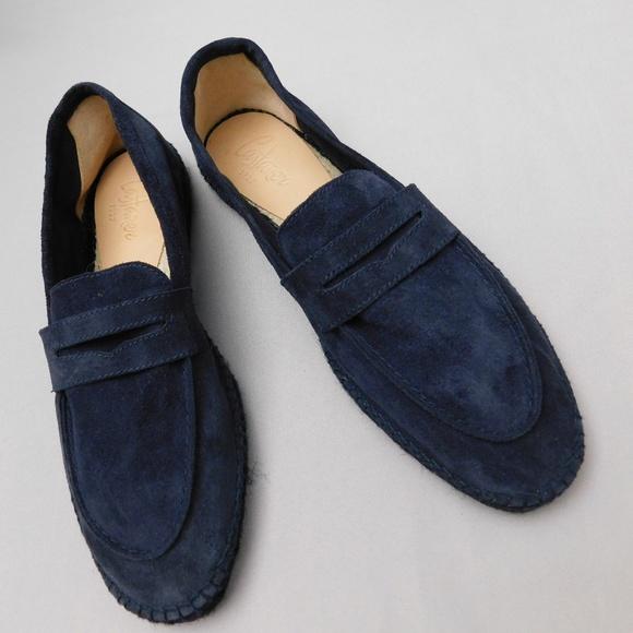 eaf8b12f1 Castaner Shoes | Nwot Nacho Blue Loafer Espadrille | Poshmark
